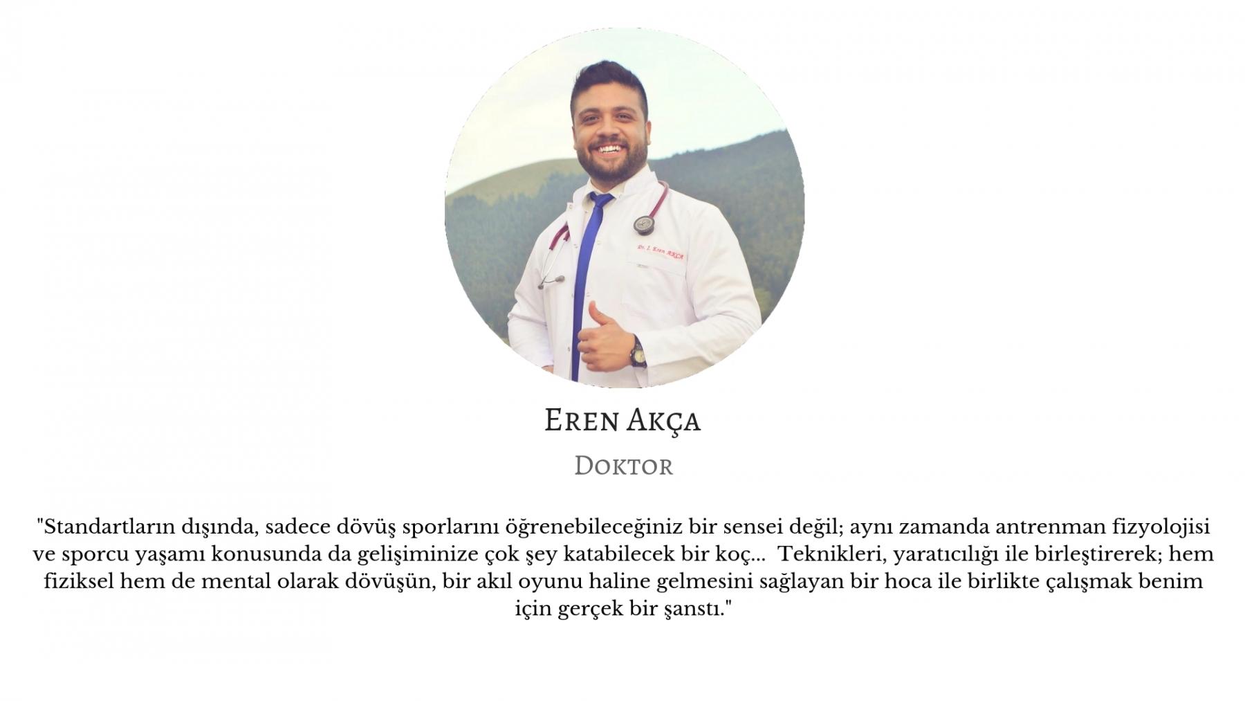 Eren Akça - Doktor yasin ozkan mma bjj izmir jiujitsu muay thai fitness pt