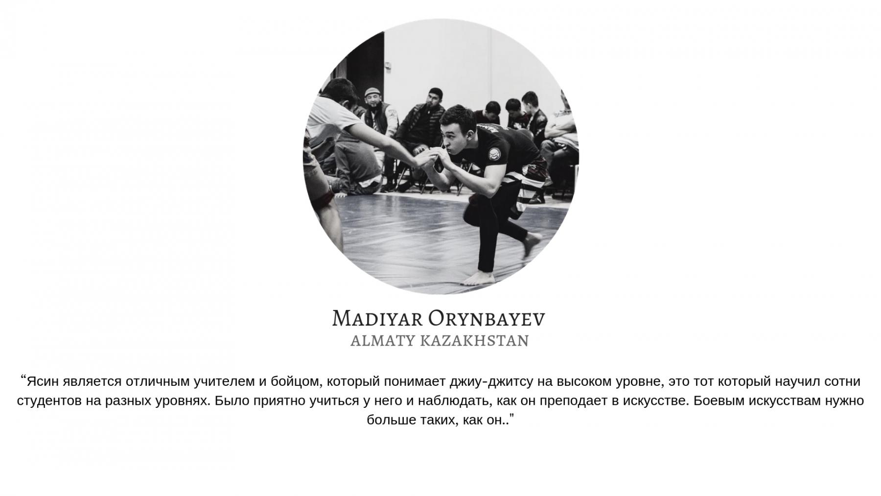 Madiyar yasin ozkan mma bjj izmir jiujitsu muay thai fitness pt